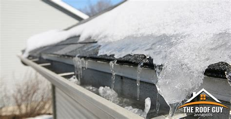 5 steps to prevent winter 5 steps to prevent winter roof damage the roof annapolis