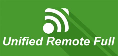 unified remote apk unified remote android apk v3 5 3 mega