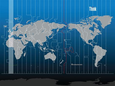 earth clock wallpaper the images of asia thinkpad lenovo hd wallpaper
