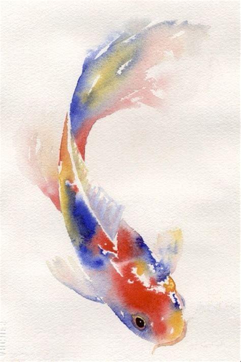 koi fish watercolor paintings 110 best koi images on pinterest koi carp koi ponds and