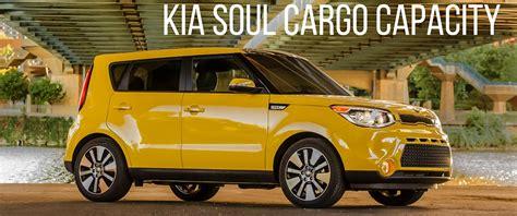 Kia Soul Cargo Space 2016 Kia Soul Cargo Capacity