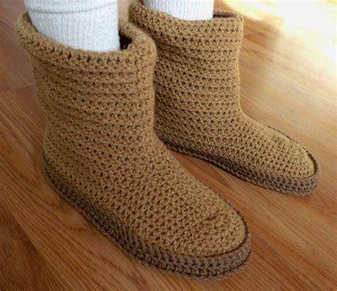 crochet boot slippers free patterns 197 best crochet shoes flip flops slippers etc