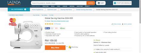 Mesin Jahit Gsm 505 lavender mesin jahit saya gsm 505