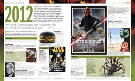 star wars year by star wars year by year a visual history book review brutal gamer