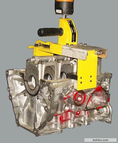 bohl machine engine block lifters
