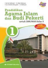 Buku Psikologi Pembelajaran Pendidikan Agama Islam Berbasis Integrasi pendidikan agama islam dan budi pekerti untuk smk mak kelas x kurikulum 2013 jilid 1 iim