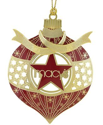 chemart 2015 macy s christmas ornament holiday lane macy s