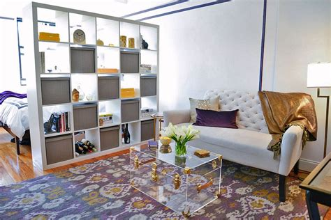 bedroom and living room in one space 12 perfect studio apartment layouts that work