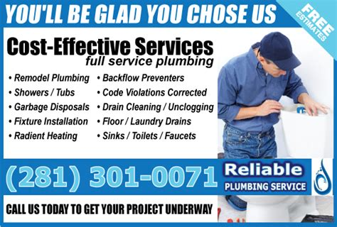 Plumbing Services Houston Houston Tx Commercial Plumbing Services From Reliable Plumbing