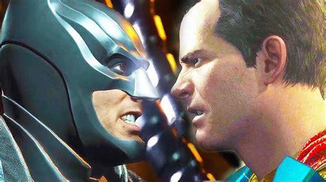 injustice 2017 full movie injustice 2 the full movie all cutscenes justice league true hd