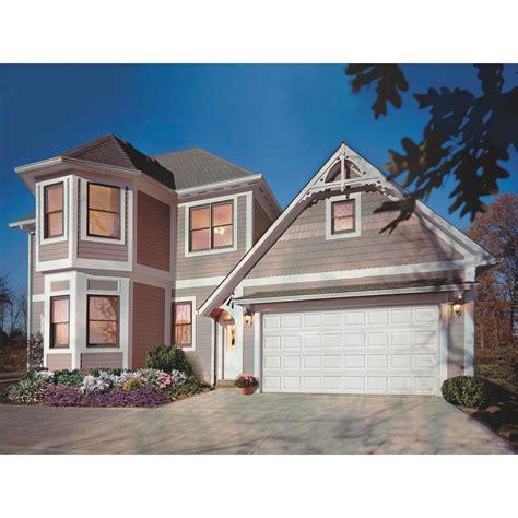 silver series garage door a632191 halls homes