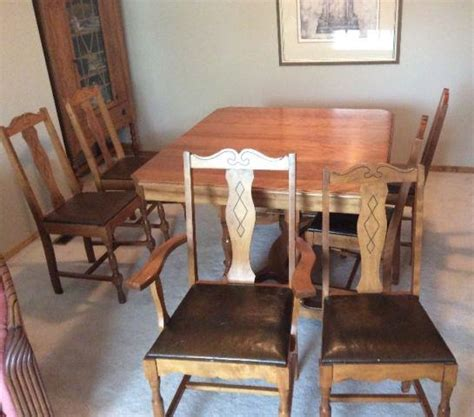 maple dining room sets antique maple dining room set north regina regina