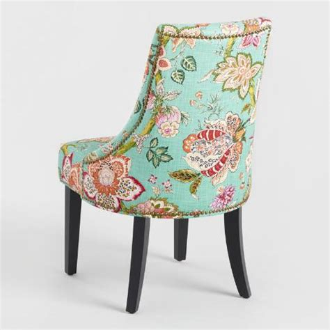 monrovia floral lydia dining chairs set of 2 world market