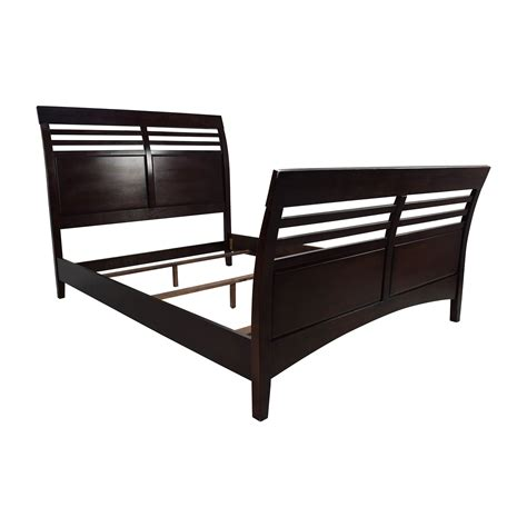 queen sleigh bed frame 75 off walter of wabash walter of wabash queen size