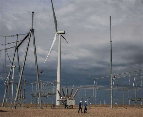 pattern energy panhandle 1 texas wind power growth could slow after 2016 houston