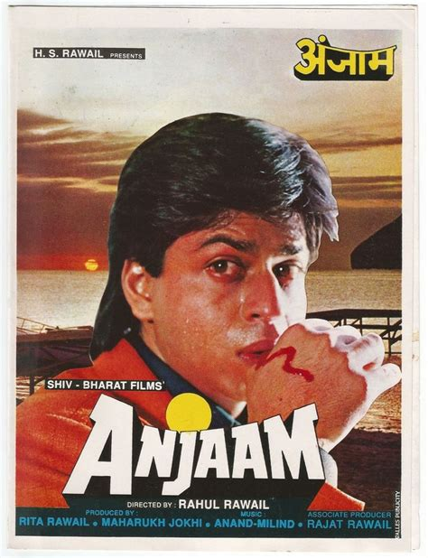 Watch Anjaam 1994 17 Best Images About Shahrukh Khan Hindi Movie Posters On Pinterest Chak De India Amrish Puri