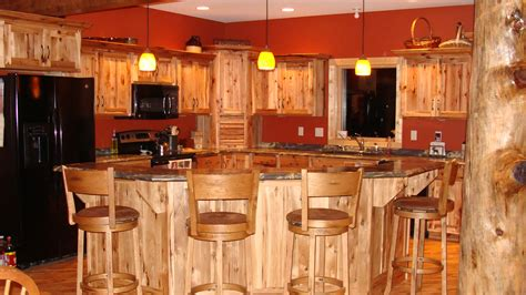 rustic hickory kitchen cabinets rustic hickory kitchen cabinets quotes