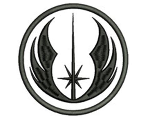 jedi order logo machine embroidery designs embroidery popular items for star wars embroidery on etsy