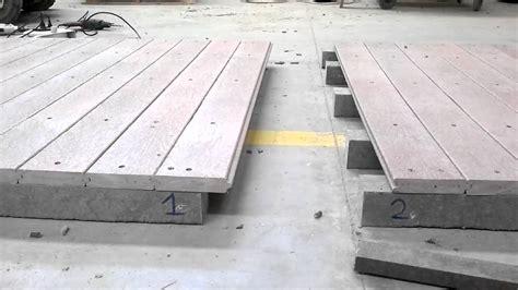Come Costruire Una Pedana Rialzata by Pedane Spiaggia Conte Mp4
