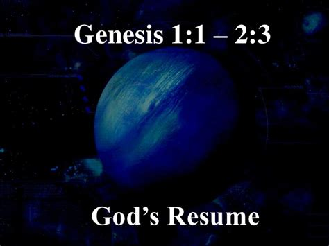 genesis 1 explained genesis 1 basic principles
