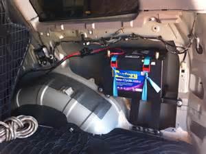 mitsubishi pb challenger dual battery setup