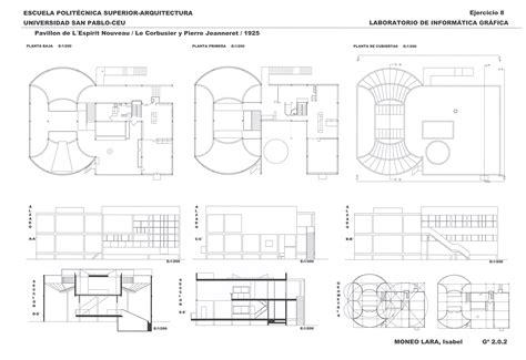 pavillon l esprit nouveau pabell 243 n de l 180 esprit nouveau le corbusier