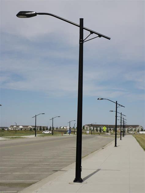 utility pole light fixtures decorative light poles street decorative light