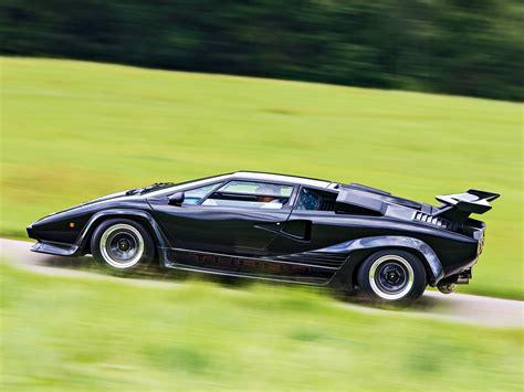 Lamborghini Lp500 Lamborghini Countach Lp500 Turbo S Prototipo 1984 85