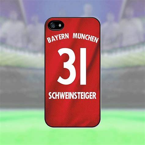 Casing Hardcase Hp Iphone 5 5s Bayern Munchen Logo X4251 arturo vidal bayern munich iphone 4 4s 5 5s 5c se 6 6s 7 7 plus samsung galaxy s3 s4 s5