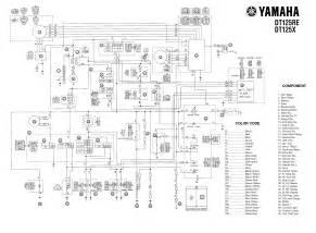 yamaha dtr wiring diagram needed yamaha workshop