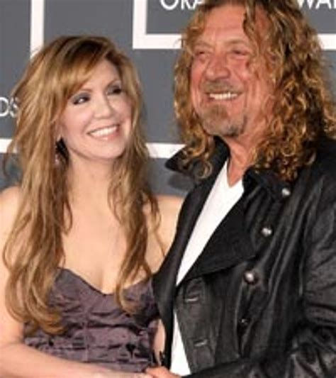 alison krauss married robert plant rediscovers his joy thanks to alison krauss