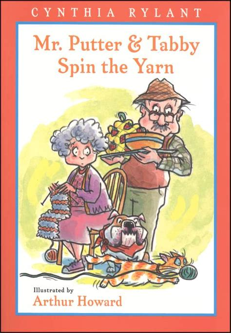 Mr Putter And Tabby Fly The Plane by Children S Books Mr Putter Tabby Spin The Yarn