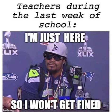20 end of the school year memes that only teachers will
