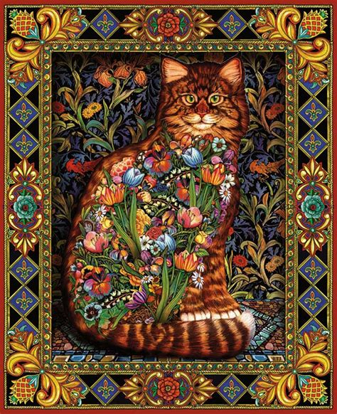 hard printable jigsaw puzzles tapestry cat jigsaw puzzle beautiful jigsaw puzzles for