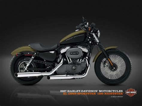 harley davidson sportster wallpapers wallpaper cave
