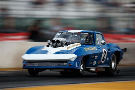 200 Mile Per Hour Corvette by Dave Schroeder S 872ci Nitrous Huffing Corvette Runs 6 96