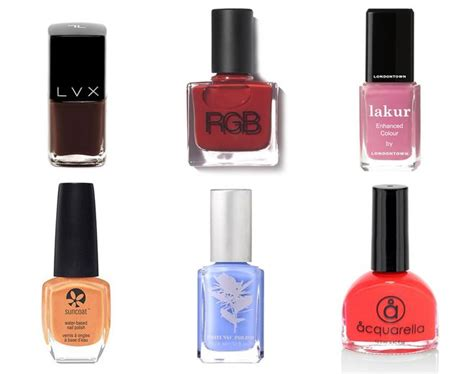 Nail Brands by 9 Toxin Free Nail Brands Nails The