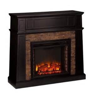 southern enterprises crestwick faux fireplace tv