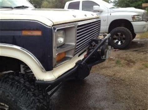 buy used 1981 ford bronco custom sport utility 2 door 5.8l