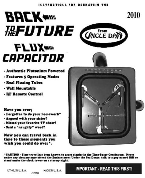 flux capacitor how it works building the flux capacitor myfluxcapacitor