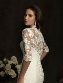 looking stunning with vintage lace wedding dresses