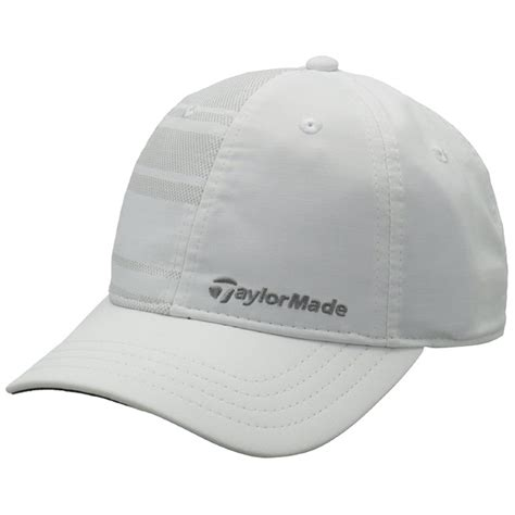 taylormade womens chelsea golf hat white at