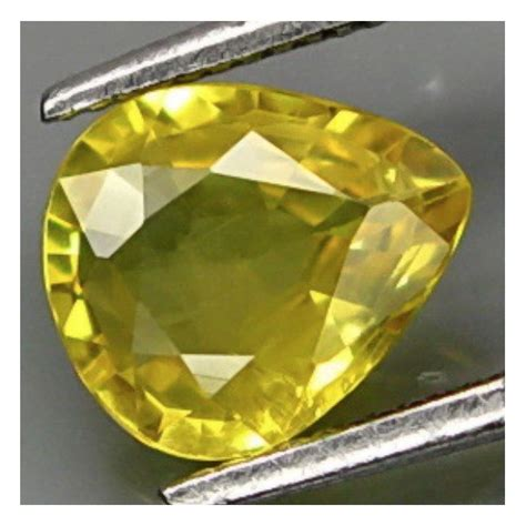 White Yellow Sapphire 36 90ct for sale 0 87 carats ceylon sapphire gemstone