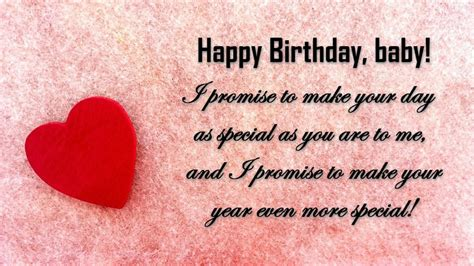 Happy Birthday To My Baby Quotes Good Quotes For Girlfriends Birthday Birthday Wishes For
