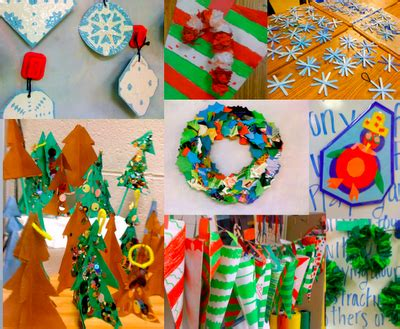 upper primary art and craft ideas not just for christmas