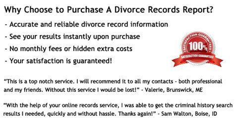 Tennessee Divorce Records Search Records Database Net
