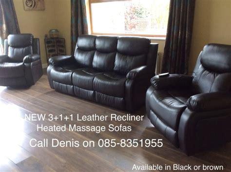massage couches for sale new leather heated massage sofas free delivery for sale in