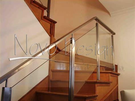 barandillas de escaleras interiores barandas acero inoxidable y vidrio mod 8 venta de
