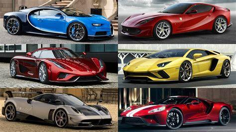 fastest lamborghini vs fastest top fastest supercars in the world for 2017 2019 youtube