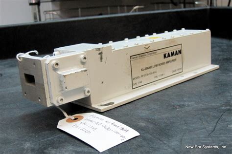 Bor Modern M 2130 B Locus Rf 2130 100 60 C Ku Band Lna New Era Systems